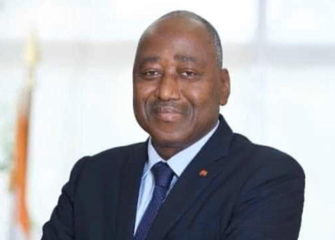 PRIMATURE : LE PREMIER MINISTRE IVOIRIEN AMADOU GON COULIBALY EST DECEDE CE MERCREDI 08 JUILLET 2020 A ABIDJAN