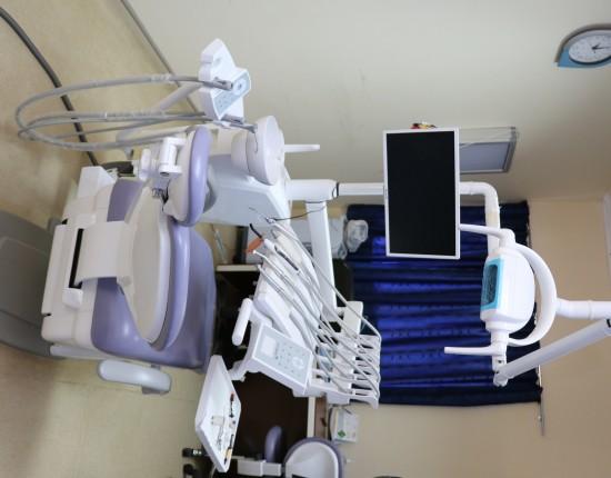 UNIVERSITÉ DE KORHOGO - Visite du centre médical par le Ministre de l'Enseignement Supérieur et de la Recherche Scientifique
